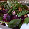 Beetroot and Walnut Salad