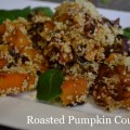 roasted pumpkin couscous