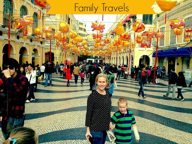 family travels