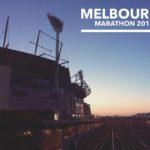 Melbourne Marathon 2014