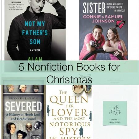 5 Nonfiction Books