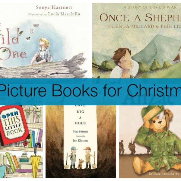 5 Picture Books for Christmas