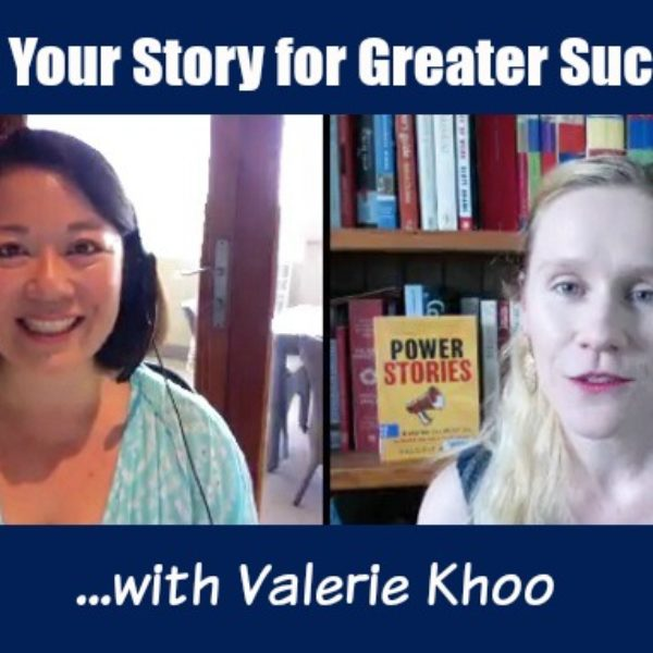 Valerie Khoo Power Stories
