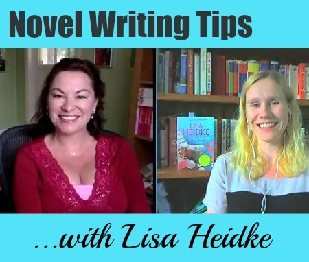 novel writing tips