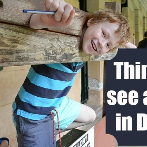 things to see in dubbo