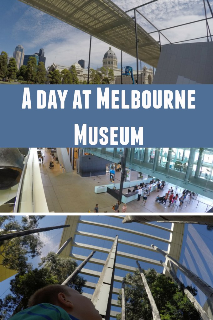 A day at melbourne museum