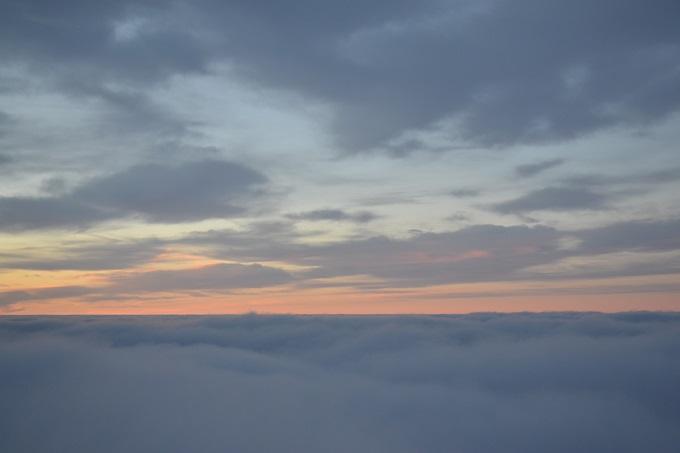 Clouds in the Dawn