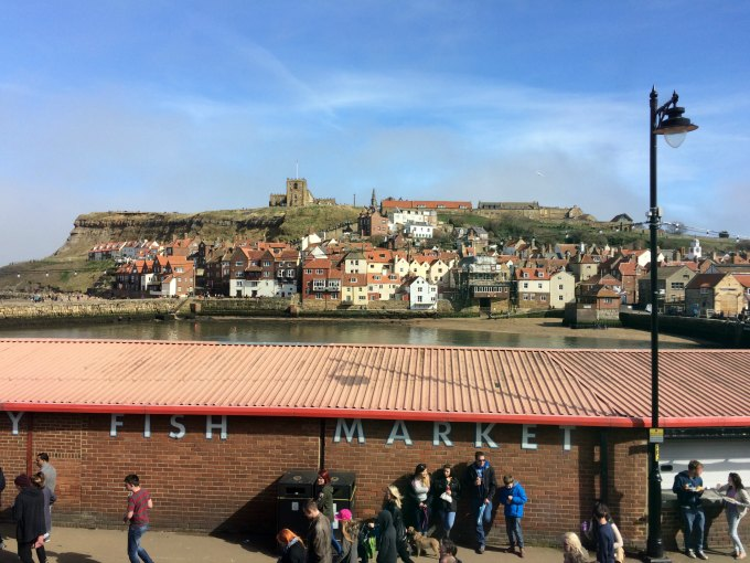 whitby after