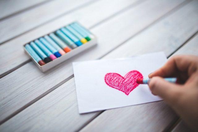 love valentine heart