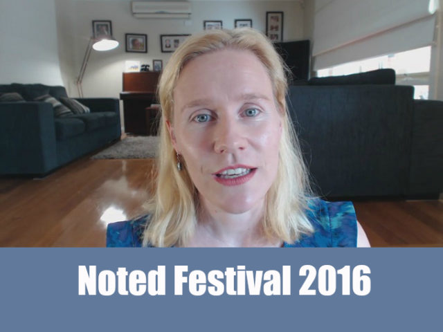 Noted Festival 2016