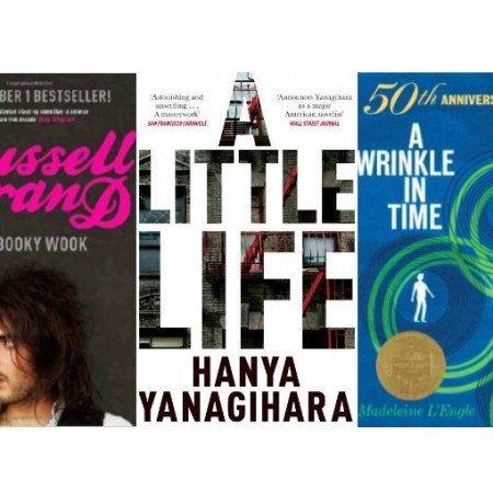 What I'm Reading May 2016