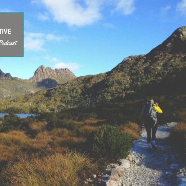 the creative life podcast with Lisa Dempster