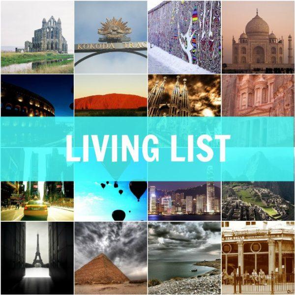 Living List Mosaic