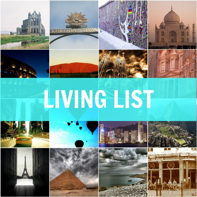 Living List Mosaic