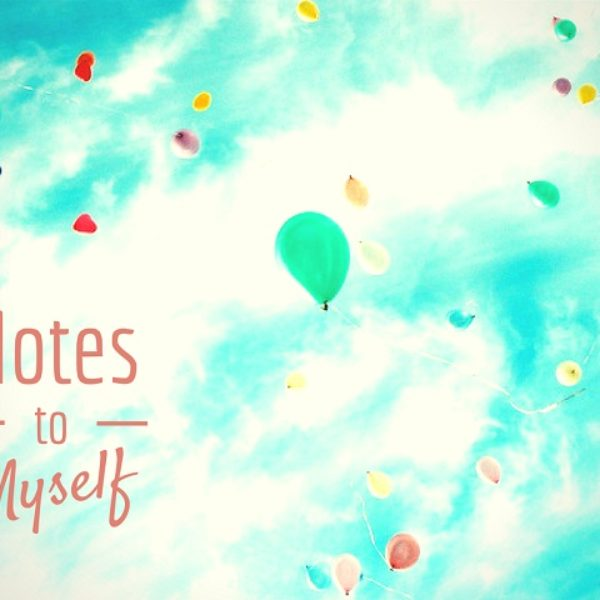 notes to myself