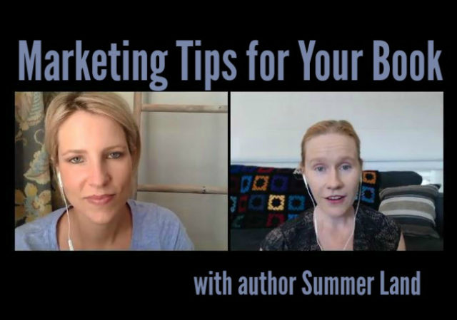 Tips on How to Market your Book