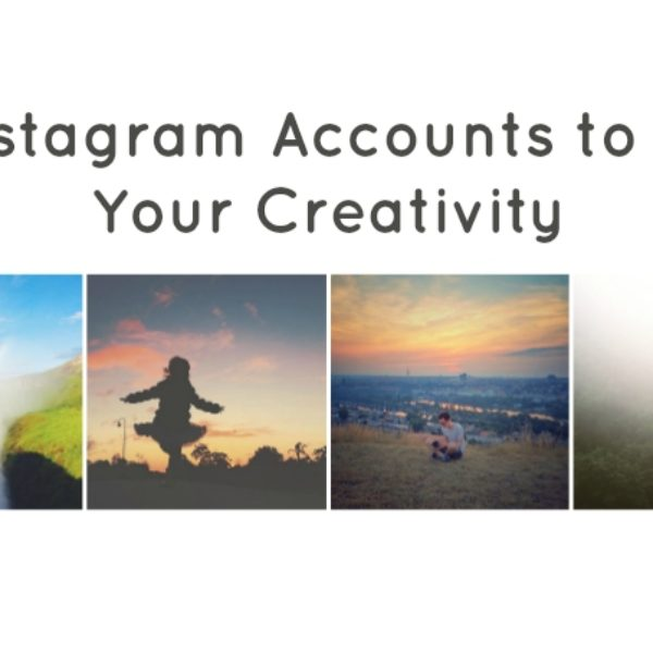 4 Instagram Accounts to Fuel Your Creativity
