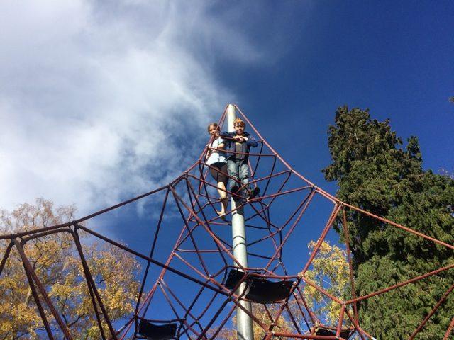 Taupo playground