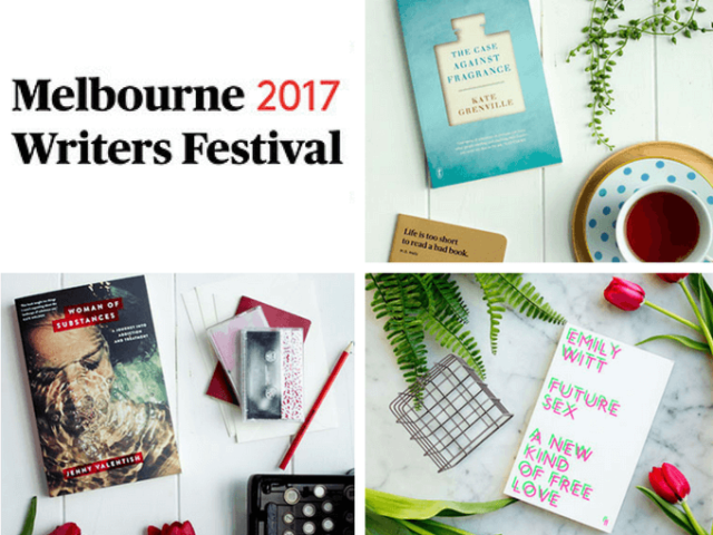 Melbourne Writers Festival 2017
