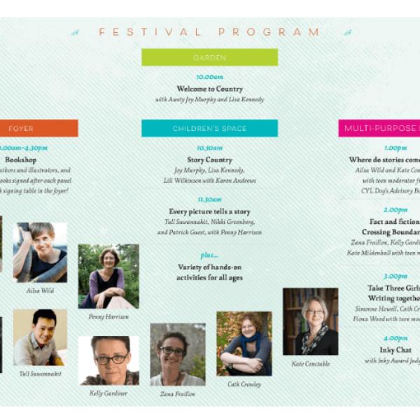 Eltham Festival of Stories