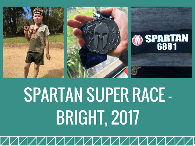Spartan Super Race Bright 2017