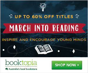 Booktopia March