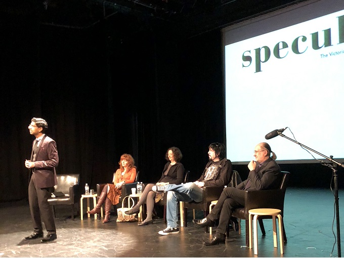 speculate literary festival