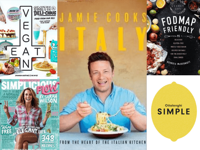 christmas cookbooks 2018