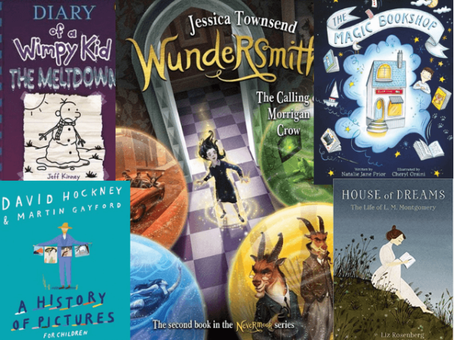 christmas middle grade fiction 2018