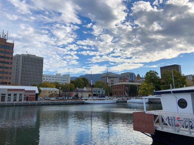 family travel guide to hobart and richmond