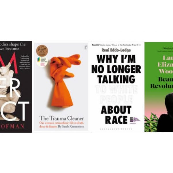 What I'm Reading April 2019
