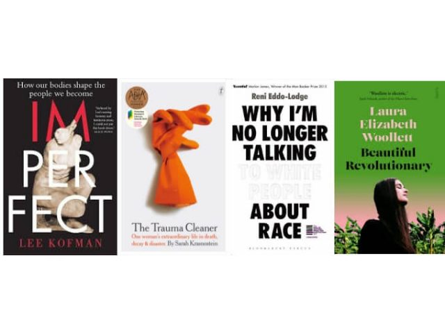 What I'm Reading April 2019