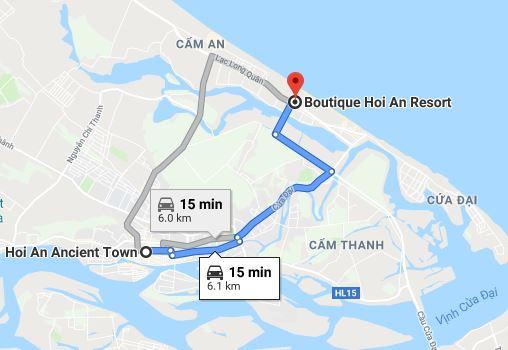 map hoi an