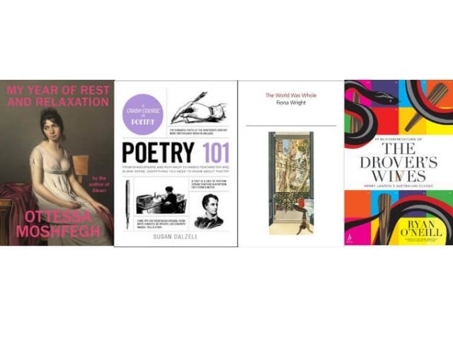 What I'm Reading May 2019