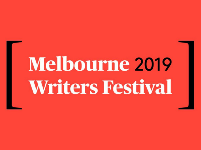 Melbourne Writers Festival 2019