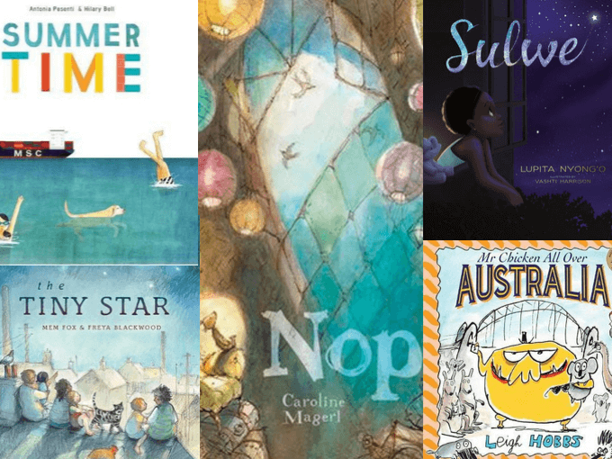 Picture books for Christmas 2019