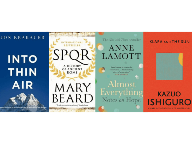 what I'm reading may 2021